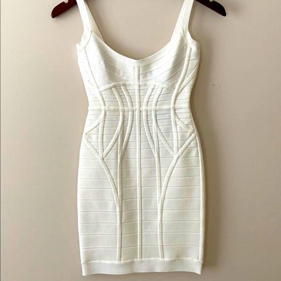 ❌SOLD❌ Auth herve leger kollete mini dress XS